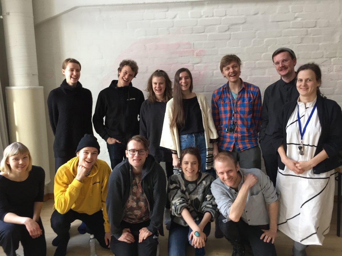 Nätyn monologiesitykset Tampereella huhtikuussa 2018