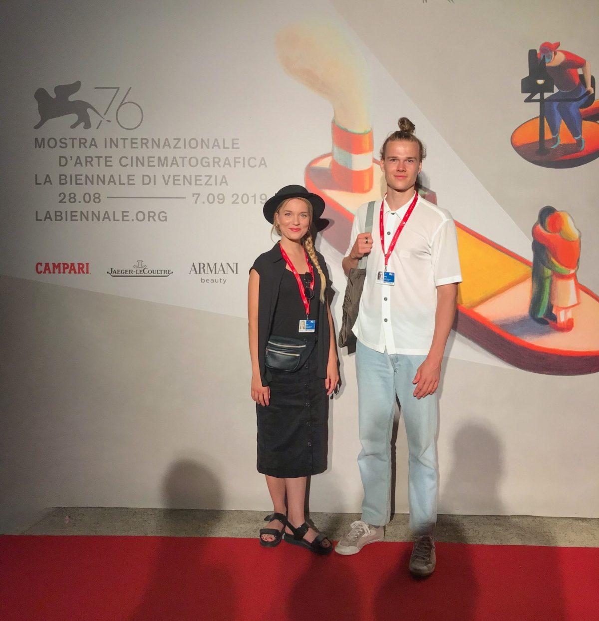 Nätyn opiskelijat Venetsian Biennalessa