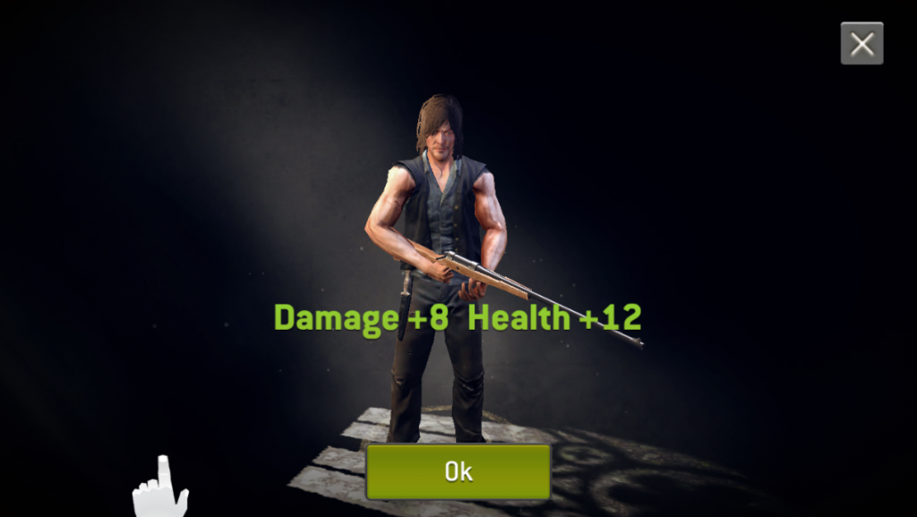At least this game has Norman Reedus, if you're still mad about Silent Hills.