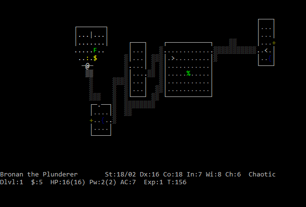 ASCII Graphics in Roguelikes – PlayLab! Magazine