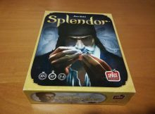 Splendor Cover Art