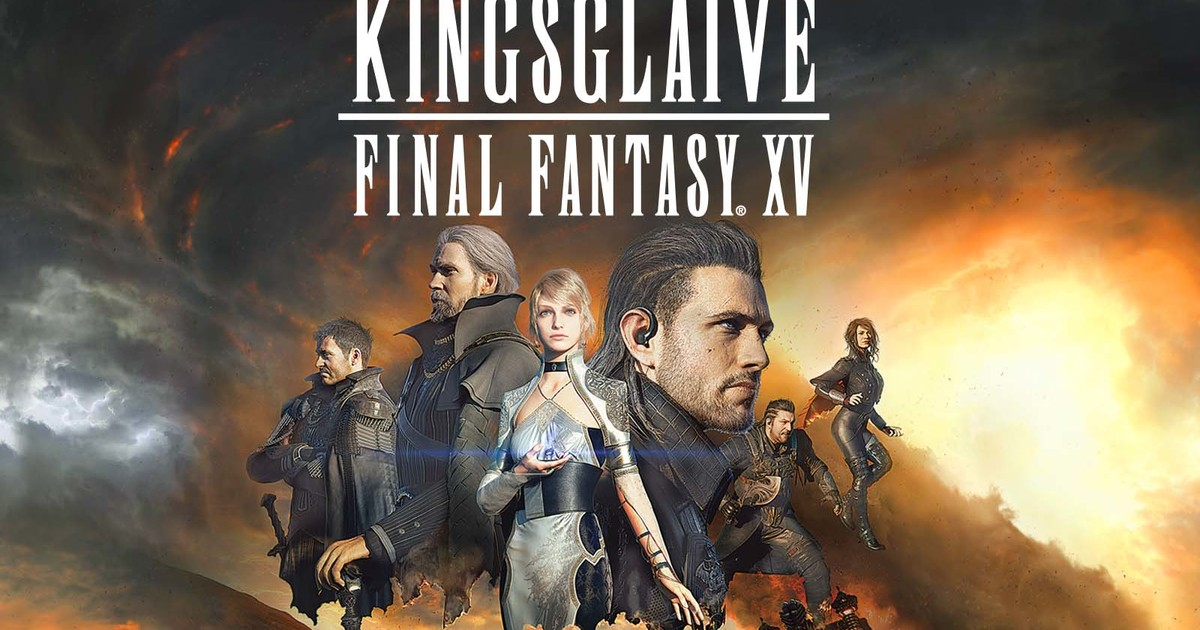 Kingsglaive Final Fantasy Xv Playlab Magazine