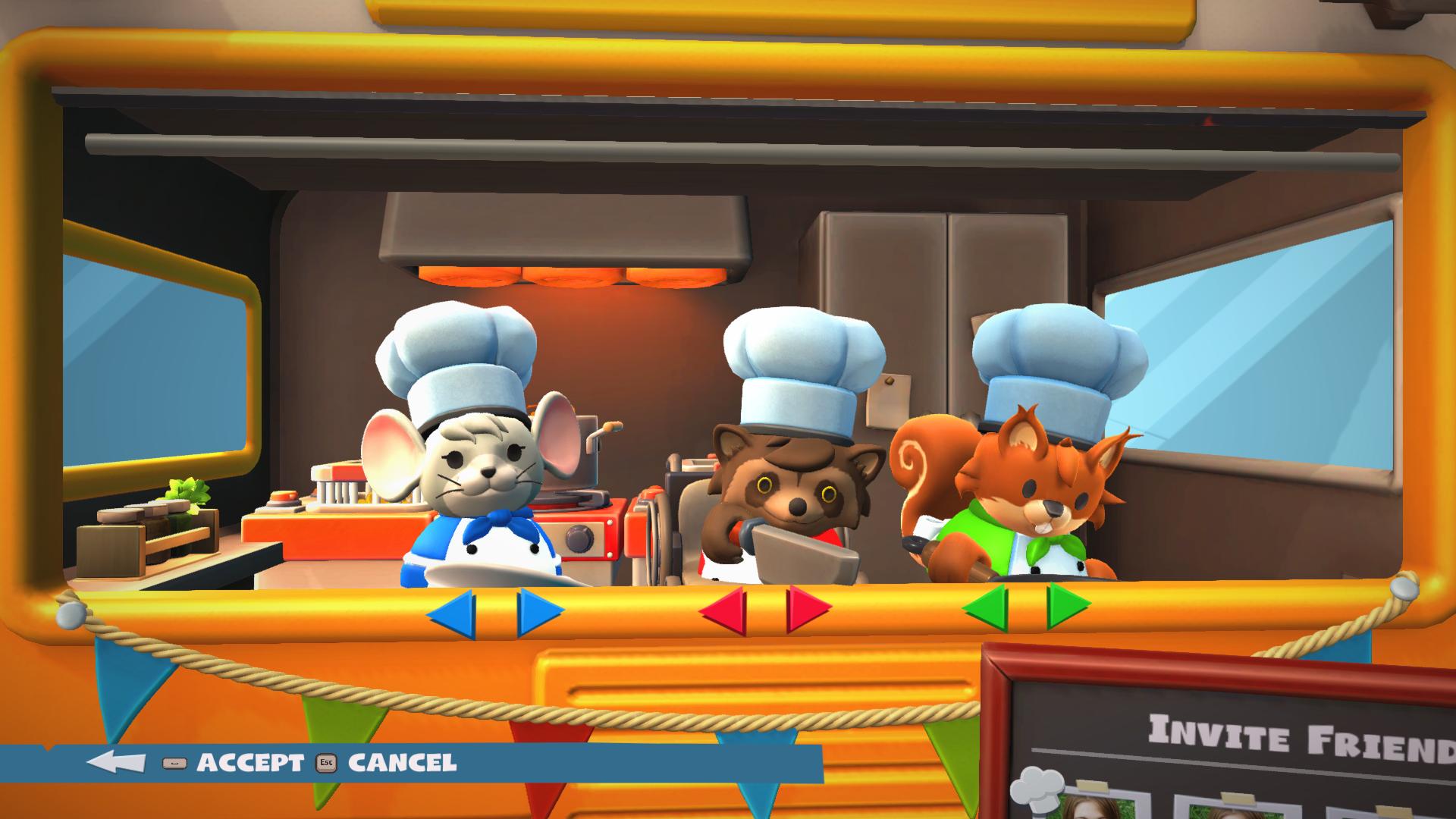 Overcooked 2 Cooks
