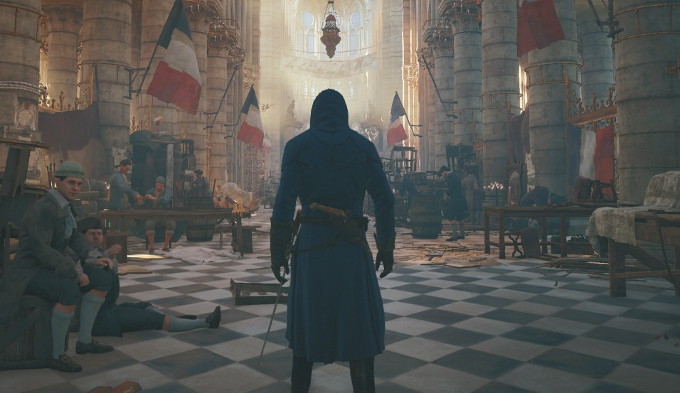 Assassin S Creed Unity An Overly Satisfying Game Playlab