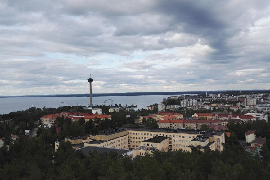 Tampere scenery