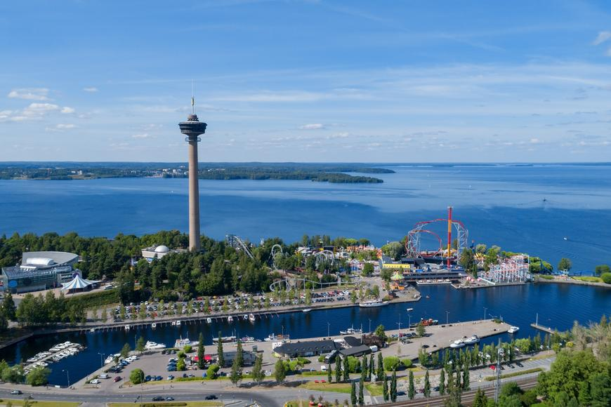 Get to know Tampere.