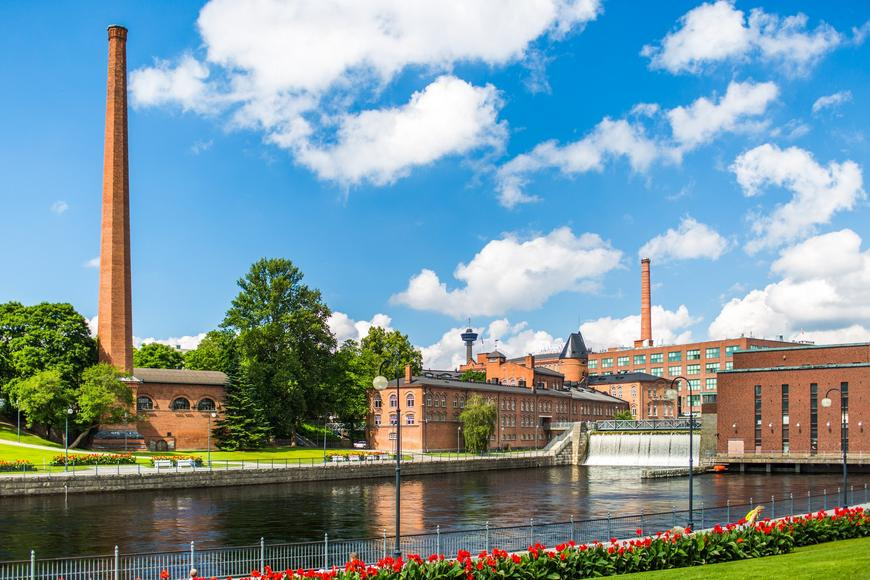 Tampereen Väkiluku