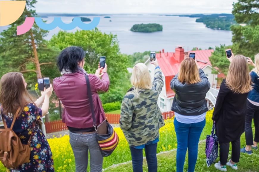 Imagen de los cursos de verano en Tampere