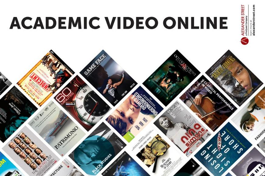 Academic Video Online
