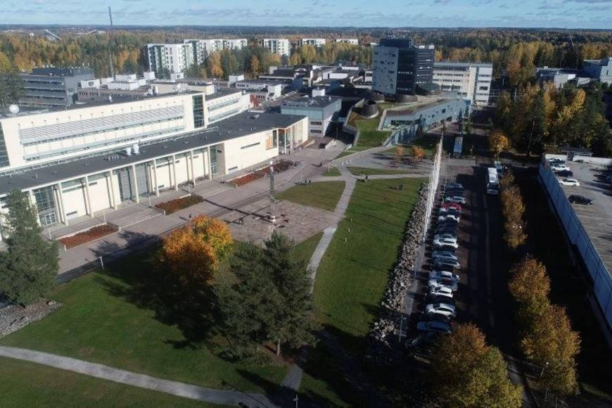 Hervanta campus