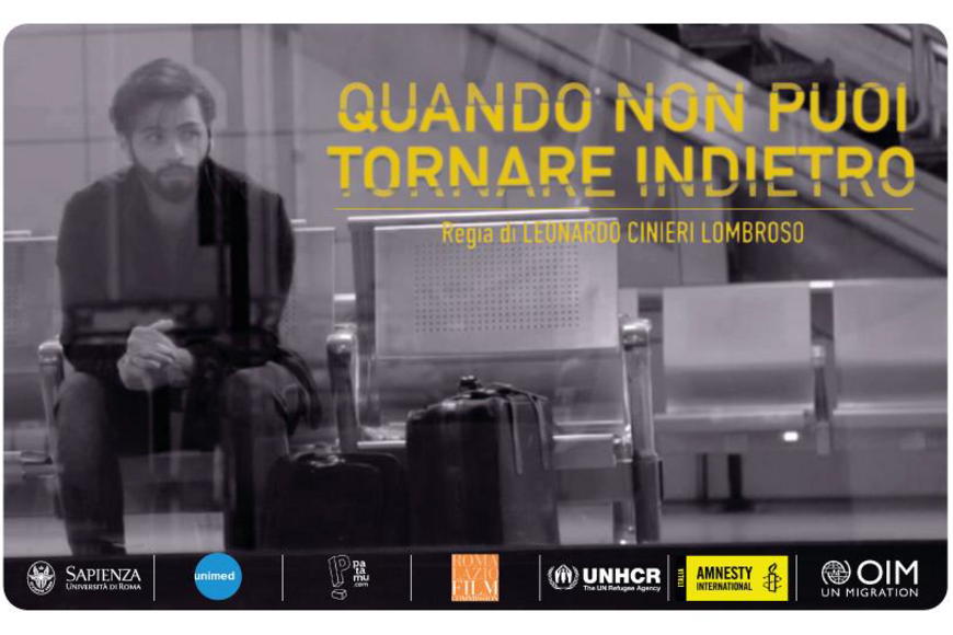 "Documentary film ""When you can't go back"" by the Italian filmmaker filmmaker Leonardo Cinieri Lombroso"
