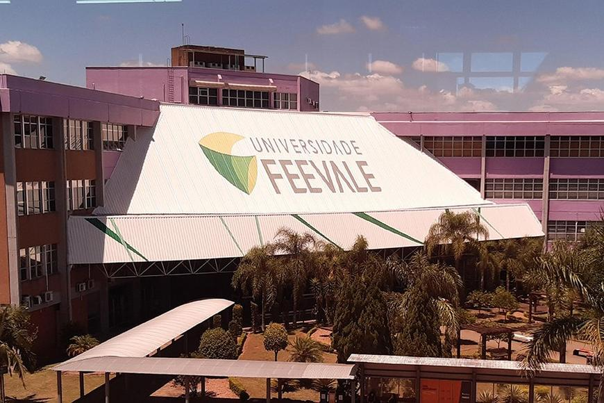 Universidad Feevale main building