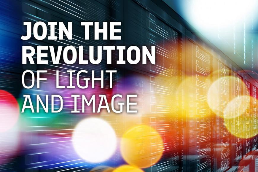 Join the revolution of light and image