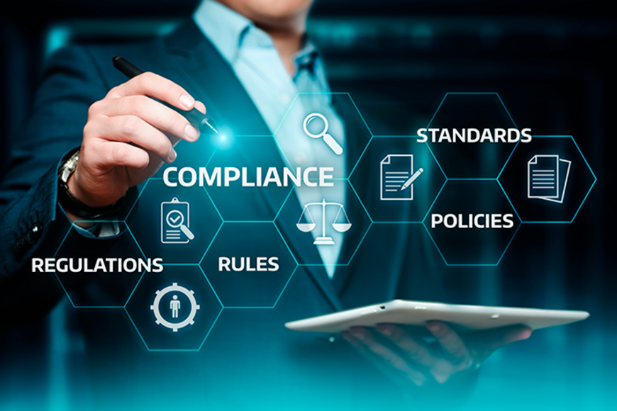 Medical regulatory words: compliance, standards, policies and rules