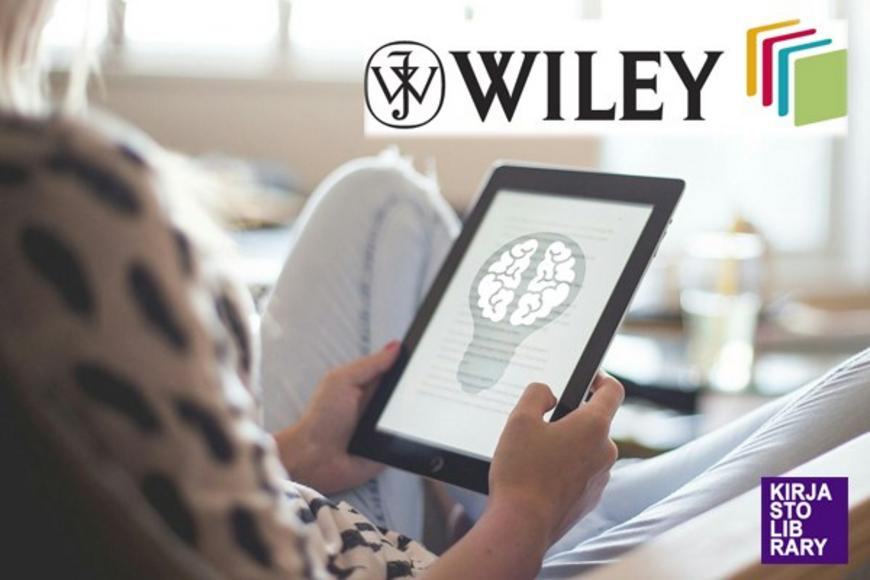 Wiley e-journals