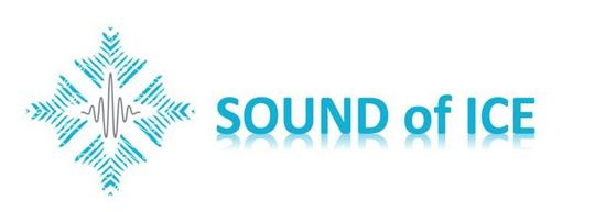 Soundofice project logo with snowflake