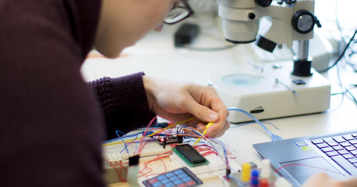 Information Technology Embedded Systems Tampere Universities